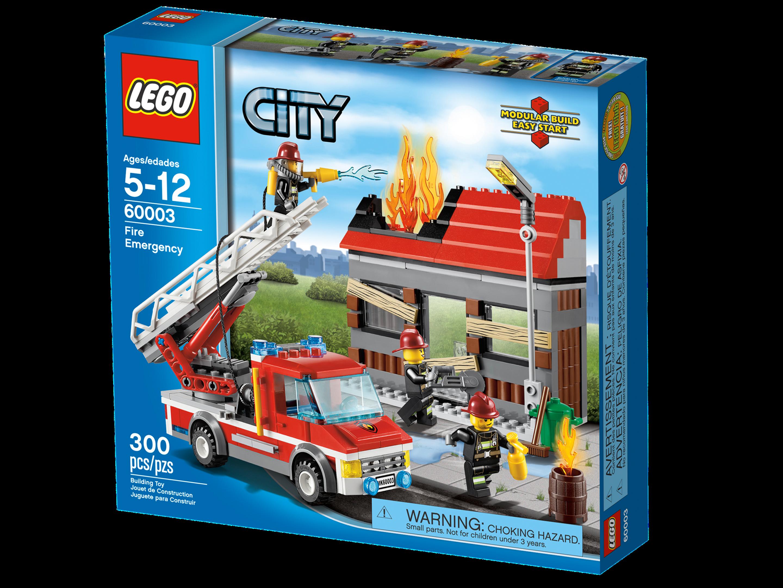 60003 Fire Emergency