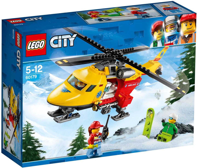 60179 Ambulance Helicopter