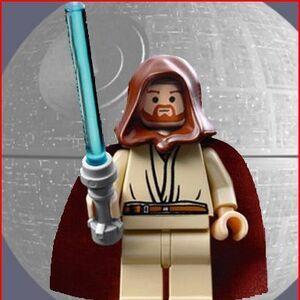 Silver Hilt Lego Light Saber Blade Trans Red New Jedi Star Wars