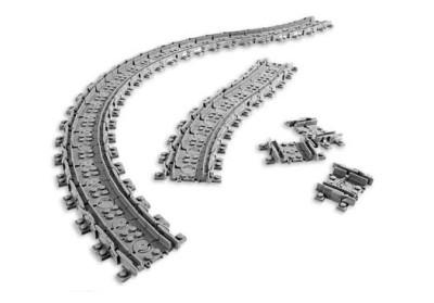 8867 Flexible Train Track