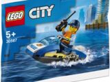 30567 Police Water Scooter