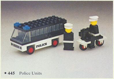 445 Police Units