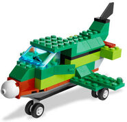 5933 Set de construction Aéroport 5