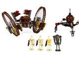 7670 Hailfire Droid & Spider Droid