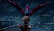 LEGO Jurassic World The Videogame Pteronandon