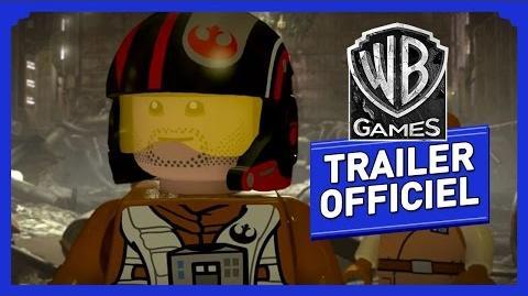 LEGO Star Wars Le Réveil de la Force - Poe - Bande Annonce Trailer