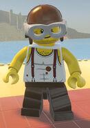 LEGO Worlds Mac McCloud