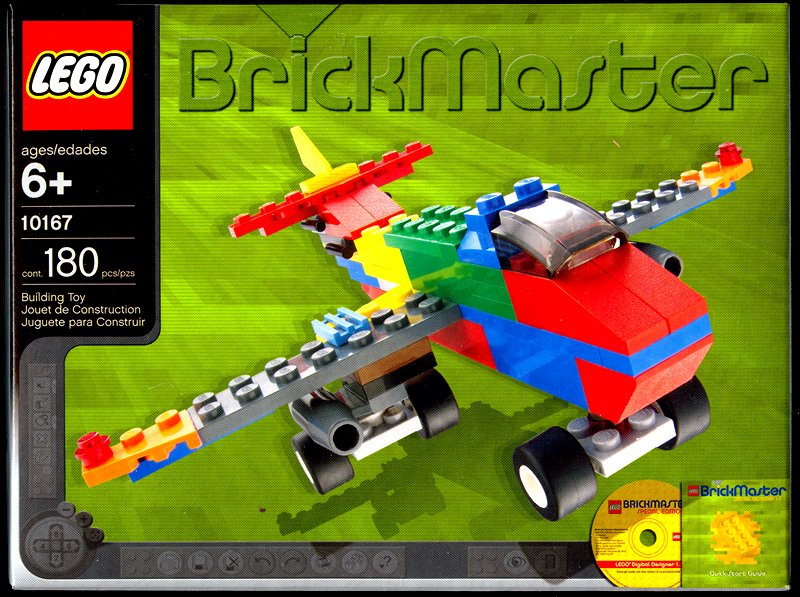 10167 BrickMaster