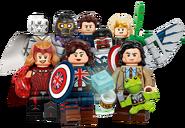 71031 Minifigures Série Marvel Studios 3
