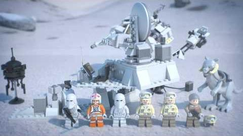 LEGO Star Wars Battle of Hoth (75014)