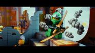 The LEGO Movie BA-Ninja vert