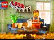 The lego movie wallpaper emmet