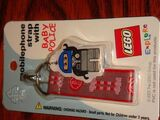 4207634 Mobile Phone Accessory, Strap with Baby Police Pendant - Explore