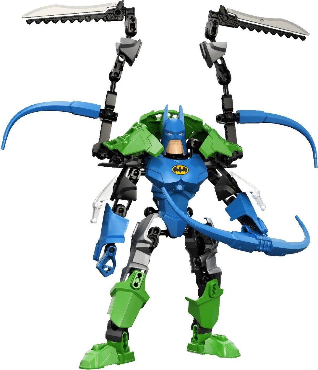 Batman and Green Lantern Combiner Model