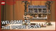 Welcome to The Upside Down - LEGO Stranger Things