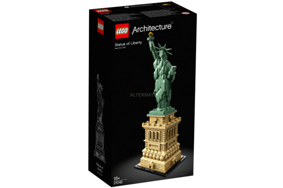 21042 Statue of Liberty