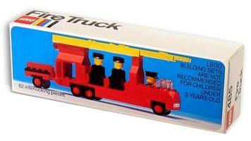 485 Fire Truck