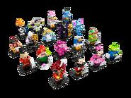71012 Minifigures Série Disney 2