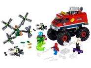76174 Le camion monstre de Spider-Man contre Mystério