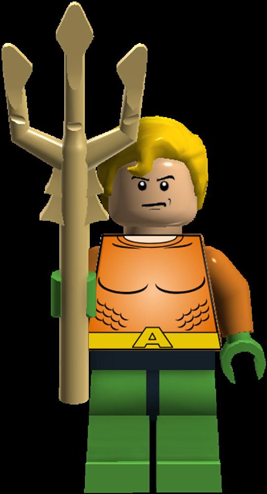 Aquaman/Clone gunner commander jedi