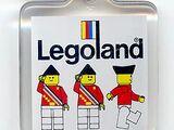 KC01 LEGOLAND Ambassador Key Chain
