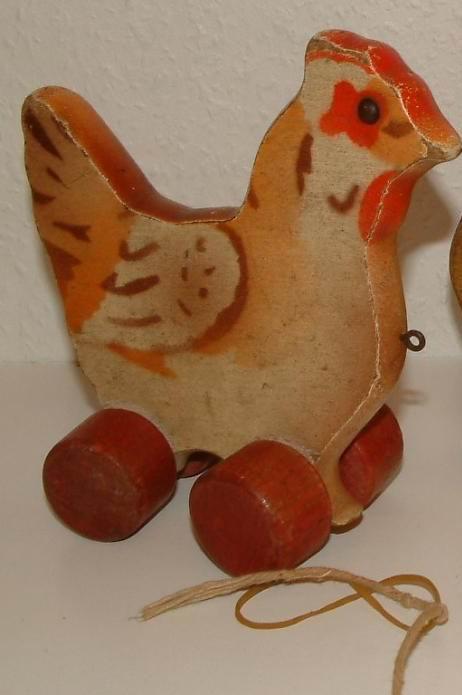 Chicken (Høne)