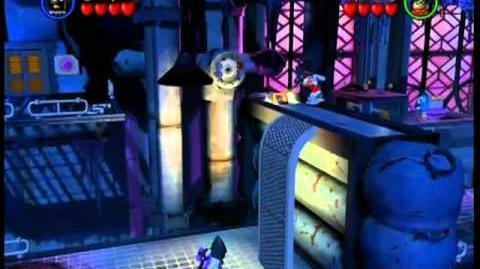 LEGO Batman Walkthrough - Chapter 1 Level 2 - An Icy Reception (HQ)*