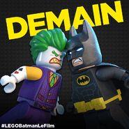 Vignette Batman Movie 1 jour