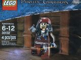 Captain Jack Sparrow 30132