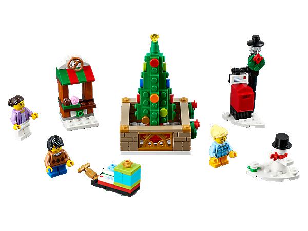 40263 La place de Noël