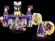 41685 Les montagnes russes de la fête foraine magique 16