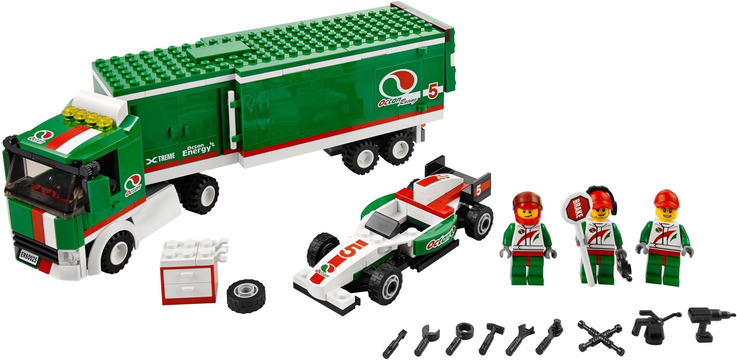 Formel1 Truck 60025