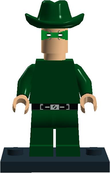 014 Green Cowboy