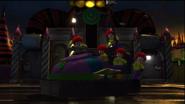 Joker Henchmen, dodgem