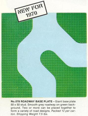 078 Roadway Baseplate