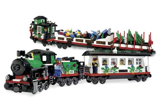 10173 Holiday Train