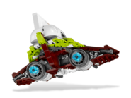 10215 Obi-Wan's Jedi Starfighter 3