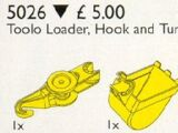 5026 Toolo Loader, Hook and Turntable