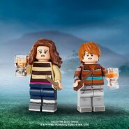 71028 Minifigures Série 2 Harry Potter 10