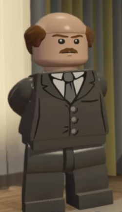 Agent Rorke