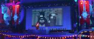 B&W Batman (Gotham History - LEGO Batman Movie)