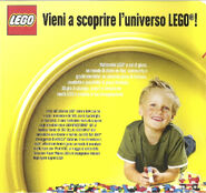 Catalogo prodotti LEGO® per il 2009 (seconda metà) - Pagina 02