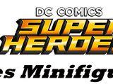 Custom:LEGO DC Tv Series Minifigures