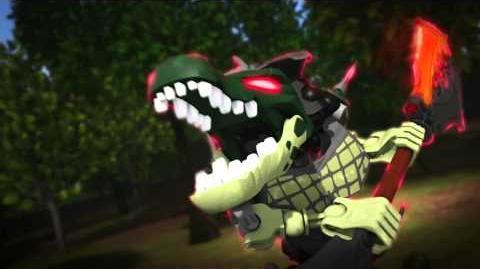 LEGO CHIMA - Eris vs Cragger