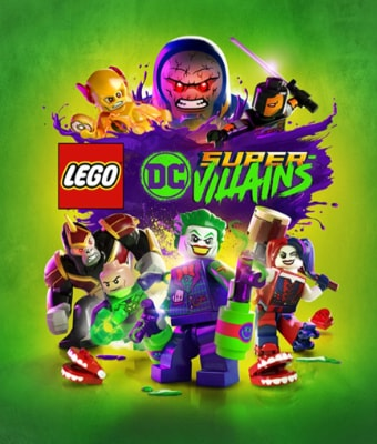 LEGO DC Super-Villains