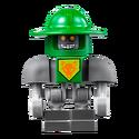 Robot écuyer d'Aaron