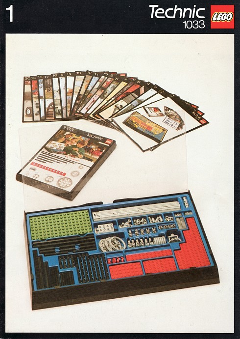 1033 Building Cards - 1032