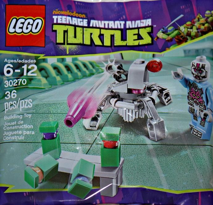 30270 Kraang's Turtle Target Practice