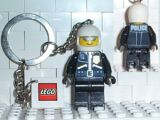 3981 Police Officer Key Chain