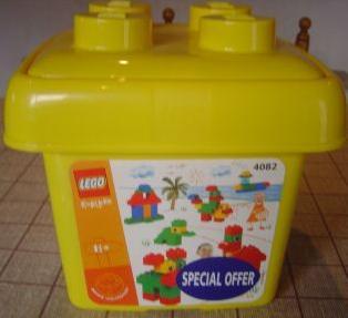 4082 Brick Bucket Small